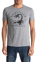 Quiksilver Men's Scorpio Island Graphic T-Shirt