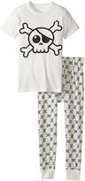 Nununu Skull Loungewear Kid's Pajama Sets
