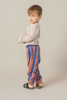 Bobo Choses Striped Baggy Trousers