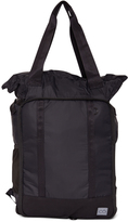 C6 Packaway Tote Bag Black