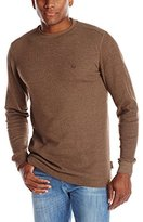 Wolverine Men's Walden Long Sleeve Blended Crew Shirt