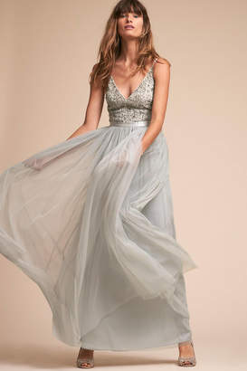 Anthropologie Avery Wedding Guest Dress
