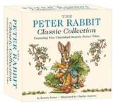 """Simon & Schuster The Peter Rabbit Classic Collection"""" 5-Book Boxed Set by Beatrix Potter"""
