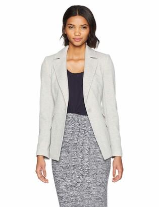 Calvin Klein Women's ONE Button Blazer with Pockets
