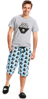 Peter Alexander peteralexander Mens Darth Vader Slp Short