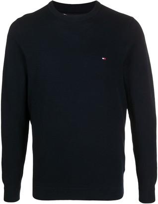 Tommy Hilfiger Knitted Sweatshirt