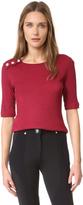 Versus Short Sleeve Sweater