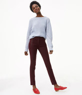 LOFT Tall Skinny Zip Pocket Bi-Stretch Pants in Marisa Fit