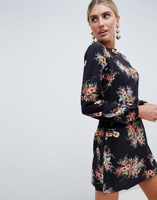 AX Paris long sleeve floral dress
