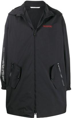 Valentino Moon Dust parka coat