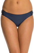 Jessica Simpson Cut Out Crochet Side Shirred Hipster Bikini Bottom 8124023