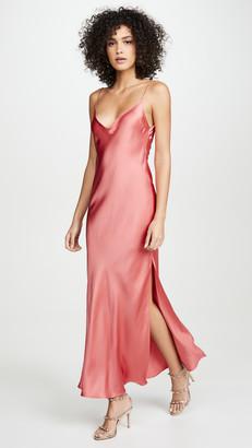 Dannijo Mossy Slip Dress