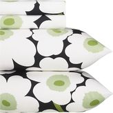 Marimekko Pieni Unikko Black Sheet Sets