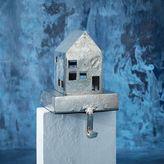 Metal House Stocking Holder