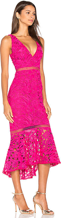 Nicholas Azalia Lace Dress