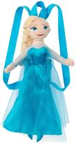 Gymboree Elsa Plush Backpack