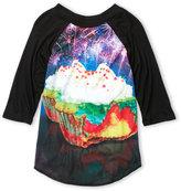 Zara Terez Girls 7-16) Cupcake Raglan Tee