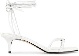 Mara & Mine Olympia open-toe sandals
