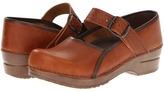 Sanita April (Brown) - Footwear