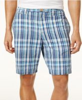Tommy Bahama Men's Big & Tall Madras Seersucker Shorts