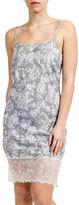 Paper Label Freya Lace Hem Slip Dress