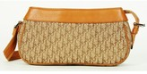 Christian Dior very good (VG Monogram Canvas Pochette Bag