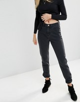 Noisy May Donna High Waist Mom Jeans