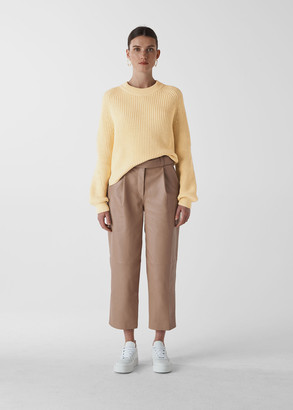 Fashion Detail Cotton Knit