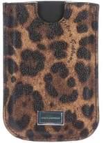 Dolce & Gabbana Leopard-Print BlackBerry Case w/ Tags