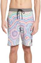 RVCA Kelsey Psych Swim Trunks