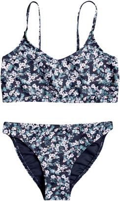 Roxy Kids' Two-Piece Swimsuit