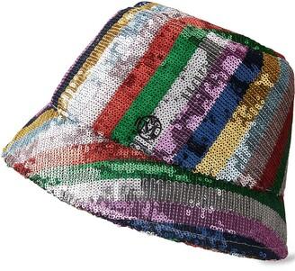 Maison Michel Souna sequin-embellished bucket hat