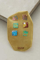 Sibilia Painted Metals Earring Set