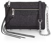 Rebecca Minkoff Glitter Avery Crossbody Bag
