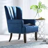 Kaleidoscope Chambray Runswick Chair