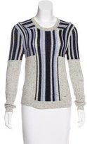 Michael Van Der Ham Wool Knit Sweater
