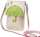 Micom Cute Cat Pu Leather Cell Phone Bag Crossbody Purse with Screen Window for Women,girls