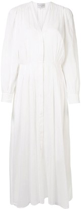 Forte Forte My Dress dropped-waist dress