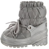 Dolce & Gabbana Boys' Quilted Nylon Snow Boots