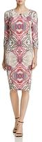 Basler Kaleidoscope-Print Dress