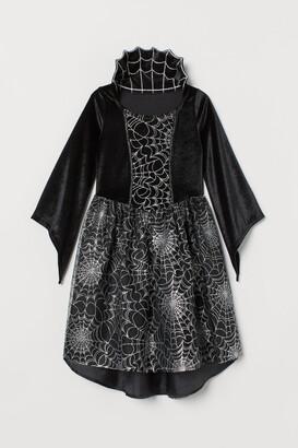 H&M Vampire Costume - Black