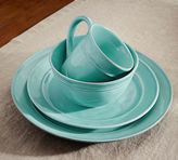 Pottery Barn Cambria Cereal Bowl, Set Of 4 - Turquoise