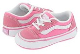 Vans Kids - Old Skool Core Classics (Infant/Toddler) (Aurora Pink) - Footwear