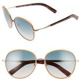 Tom Ford Georgia 59mm Sunglasses