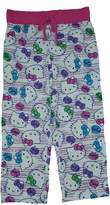 Hello Kitty Faces All Over Capri Knit Sleep Pants - X-Large