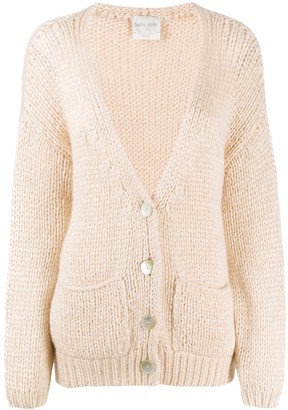 Forte Forte Oversized Button-Down Cardigan