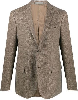 Corneliani Single-Breasted Tailored Blazer