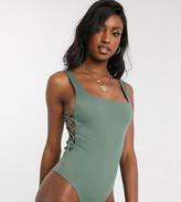 Khaki Swimwear ShopStyle UK