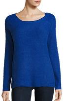 BB Dakota Waffle Knit Sweater