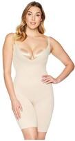 Miraclesuit Shapewear Plus Size Extra Firm Control Torsette Singlette w/ Adjustable Straps (Nude) Women's Underwear